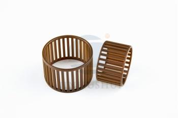 Needle bearing cage