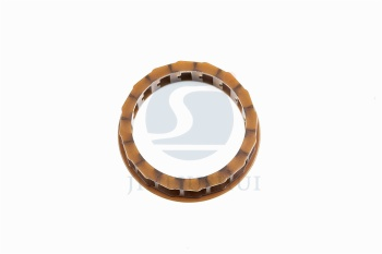 Unidirectional bearing cage