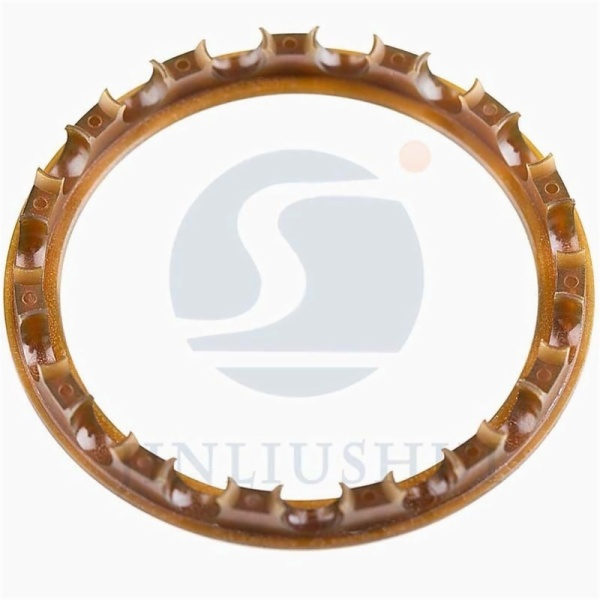 Deep groove ball bearing cage